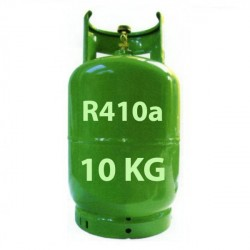 10 Kg R410a REFRIGERANT GAS REFILLABLE CYLINDER