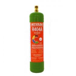 Kältemittel R404a aufladen KIT Flasche