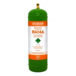 1,8 kg R404a kältemittel nachfüllbar Gasflasche