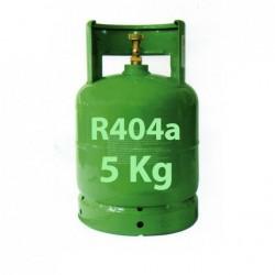 5 kg R404a Kältemittel nachfüllbar Gasflasche