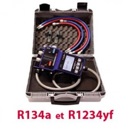 IDEA-TRONIC CS R1234yf und R134a