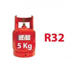 5 Kg R32 GAS REFILLABLE CYLINDER