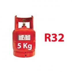 5 kg R32   kältemittel nachfüllbar Gasflasche