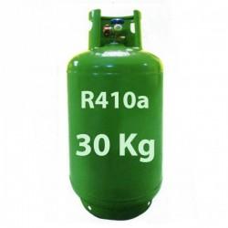 30 Kg R410a KÄLTEMITTEL NACHFULLBAR GAS FLASCHE