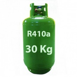 30 Kg R410a REFRIGERANT GAS REFILLABLE CYLINDER