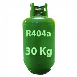 30 Kg R404a KÄLTEMITTEL NACHFULLBAR GAS FLASCHE