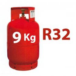 9 kg R32 kältemittel nachfüllbar Gasflasche