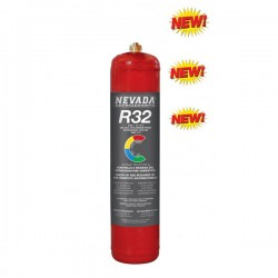 R32 REFRIGERANT GAS KIT RECHARGE BOTTLE (800g)