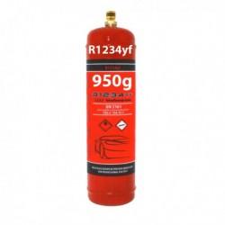 1 Kg R1234YF KÄLTEMITTEL NACHFÜLLBAR GAS FLASCHE
