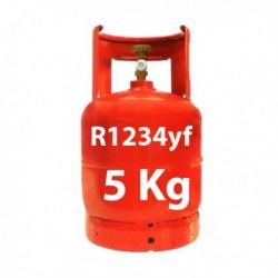 5 Kg R1234YF REFRIGERANT GAS REFILLABLE CYLINDER
