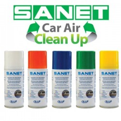 SANET SANITIZER FOR CAR A/C SYSTEM