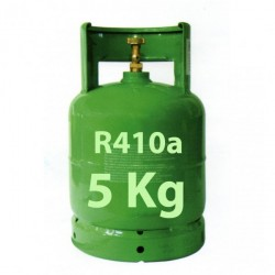 5 Kg R410a REFRIGERANT GAS REFILLABLE CYLINDER