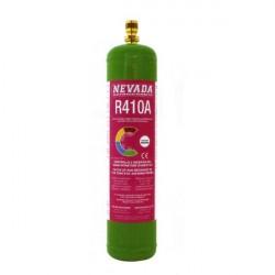 R410a KÄLTEMITTEL GAS KIT Aufladung Flasche (800g)